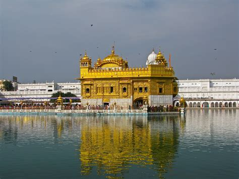 The Golden Temple Amritsar Ambujtyagi