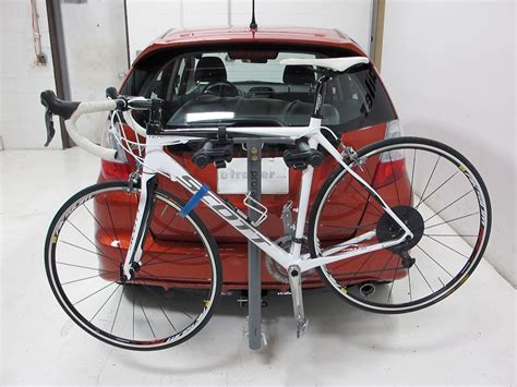 """To clarify, there would always be a few questions. Honda Fit Prorack 2 Bike Rack for 1-1/4"""" and 2"""" Hitches ..."""