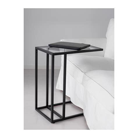 ikea table de bureau ikea witt suo table petit verre côté ordinateur de bureau