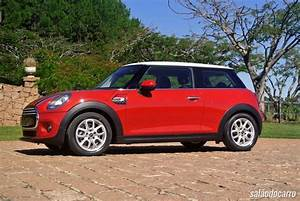 Nova Gera U00e7 U00e3o Do Mini Cooper Hatch - Testes