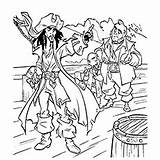 Coloring Pages Pirates Caribbean Sparrow Jack Blackbeard Printable Character Kraken Getcolorings Gibbs Mr Getdrawings Elizabeth Toddlers Th Supporting Colorings Turner sketch template
