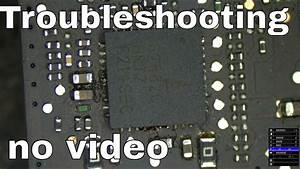 Macbook Pro Logic Board No Video How To Repair 820-3330