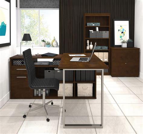bureau en l l forme bureaux bureau en l avec classeur latéral et