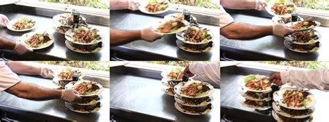 dressage des assiettes en cuisine support thiercelin accueil porte assiette ustensile de cuisine pour traiteur restaurant