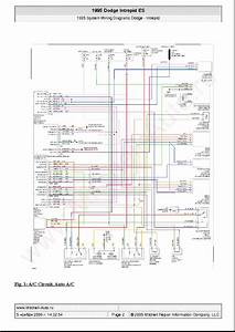 Dodge Intrepid Es 1995 Wiring Diagrams Sch Service Manual Download  Schematics  Eeprom  Repair