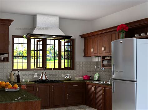 beautiful kitchen interior home