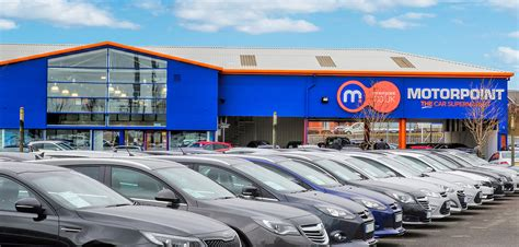 motorpoint widnes  car supermarket   cars