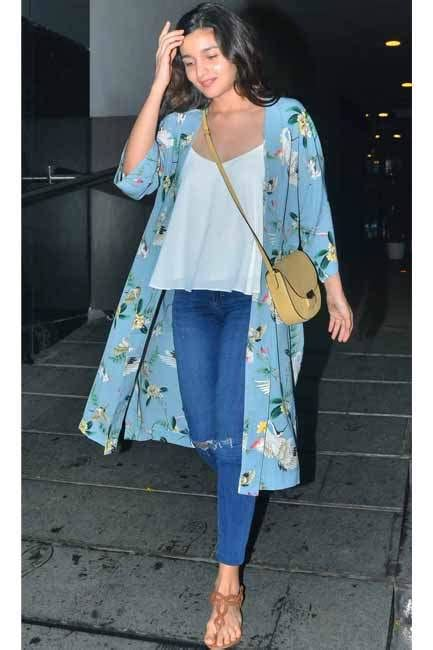 dressed  week celebrity street style grazia india