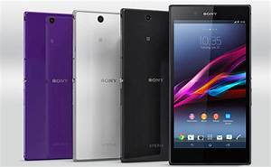 Sony Xperia Z Ultra Specs and Price in Pakistan