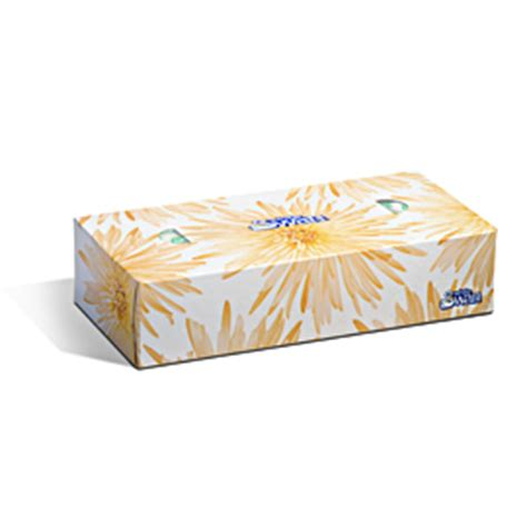 white swan174 2ply facial tissue kruger products away