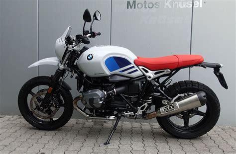 Gambar Motor Bmw R Nine T G S by Bmw Nine T Occasion Bmw R Nine T Abs Cafe Racer Vogel