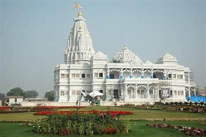 Vrindavan Mandir Prem Temple Kripalu Maharaj Temples
