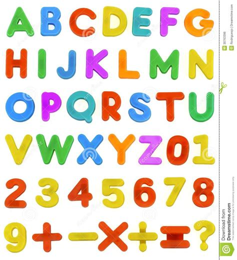 letras de abc ni 241 o de archivo imagen de lenguaje 30763396