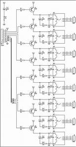 5v relay board 8 channel datasheets pins connections With midi circuit board