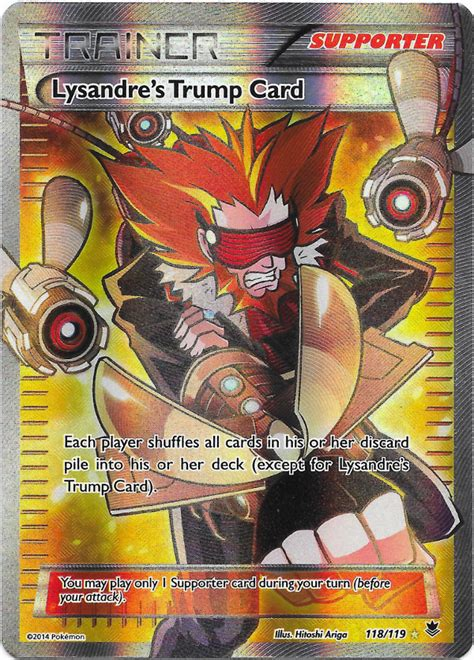 Custom pokemon cards yubhub lives. Why was Lysandre's Trump Card Overpowered? - PokeBase Pokemon Answers