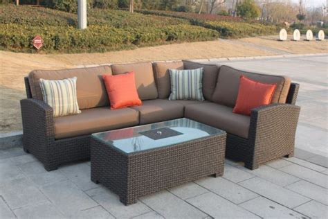 Shop Outdoor Furniture by Shop For Higreen Outdoor Bellwood 5 Patio Wicker