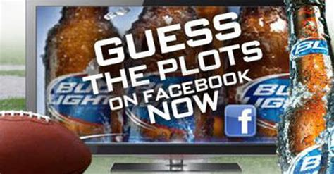 what s up commercial bud light bud light challenges facebook fans to guess its super bowl ads
