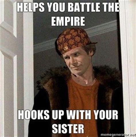 Meme Star Wars - star wars han funny memes