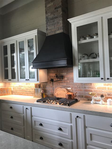 range hood for farmhouse kitchen texas lightsmith
