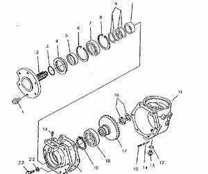 Front Axle  Bearing  4wd  - Ch11552