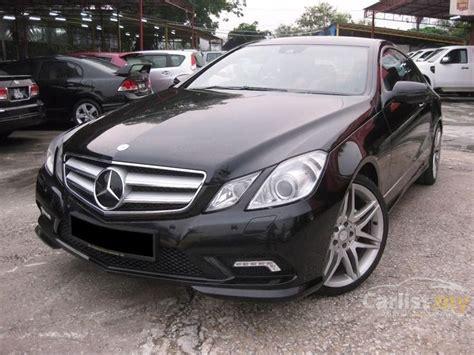 Mercedes-Benz E350 2010 Avantgarde 3.5 in Selangor ...