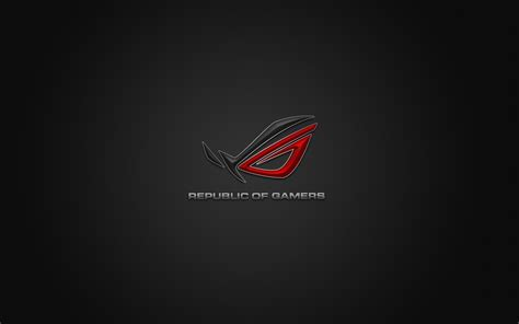 Asus Animated Wallpaper - asus logos republic of gamers fen 234 tres logo papier peint