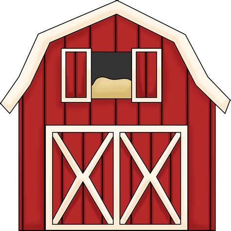 Barn Clipart by Barn With Farm Clipart