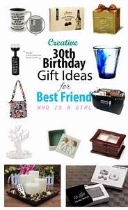 Creative 30th Birthday Gift Ideas for Female Best Friend ...