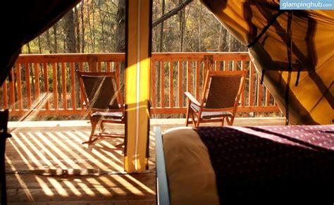 luxury safari tents  enchanting finger lakes upstate