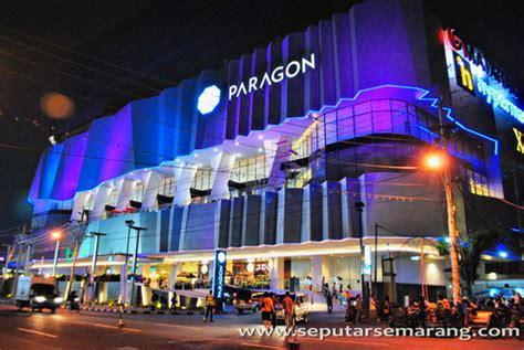 paragon city mall semarang seputar semarang