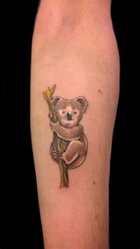 1000+ Ideas About Koala Tattoo On Pinterest Tattoos