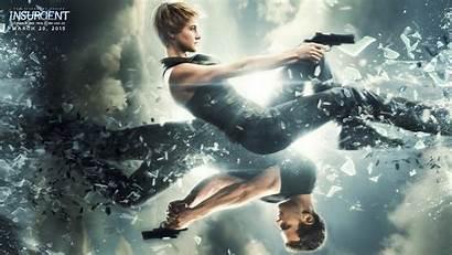 Insurgent Tris Four Divergent Fanpop Hintergrund