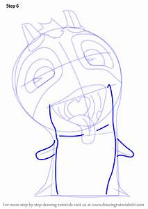 Learn How to Draw Thugglet from Slugterra (Slugterra) Step ...