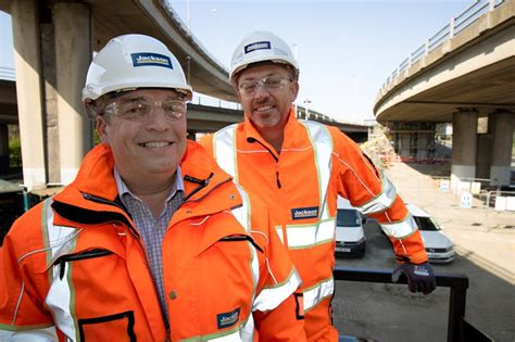 jackson targets highways sector