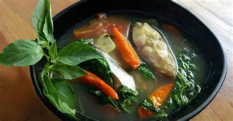 Скачать бесплатно mp3 resep sop gurame kemangi segar maknyuss cara membuat sop gurame enak dan segar. Resep Sop Ikan Patin Kemangi oleh Elis Mimikopi - Cookpad