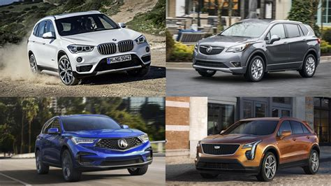 Luxurius Car : The Best 2019 Luxury Suvs Under $40,000