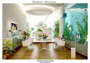avoir une idee deco salle a manger pas si difficile la With idee deco salle a manger moderne