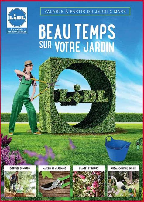 Catalogue Jardin catalogue jardin lidl printemps 2016 02 03 16