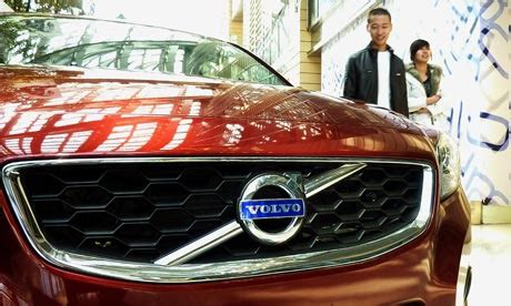 china volvos   exported   markets