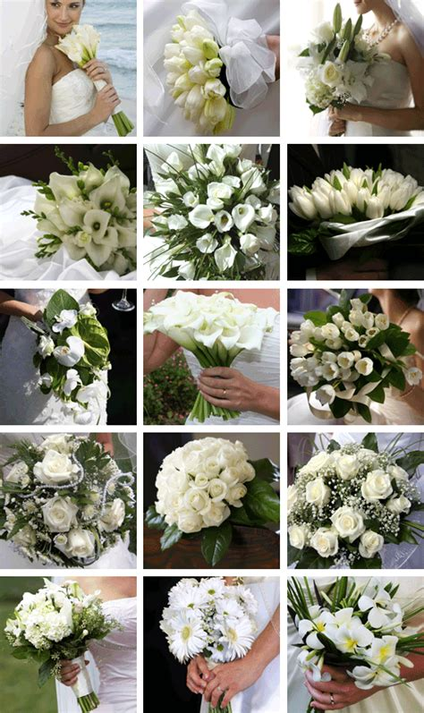 wedding flowers bridal bouquets reference for wedding decoration