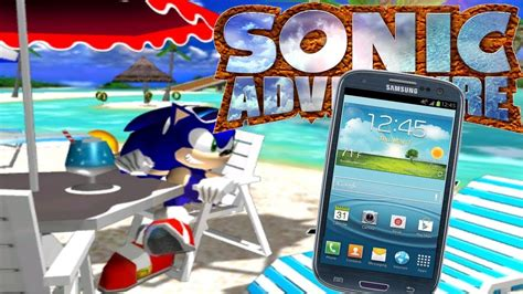 dreamcast emulator android sonic adventure on galaxy s3 dreamcast emulator for