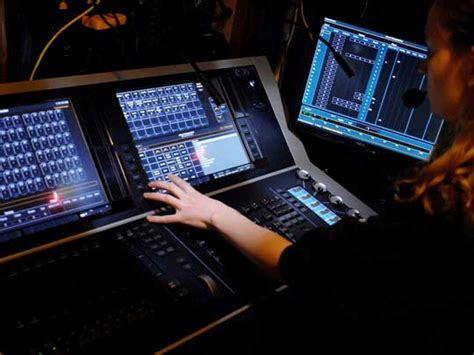 Lighting Technician by Certificates And Degrees Fc Theatre Arts