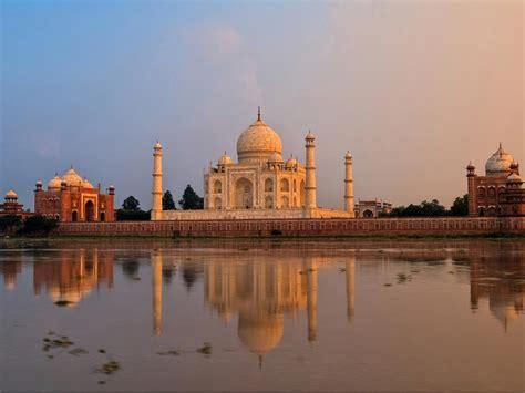 Taj Mahal Agra India Map Location History Facts