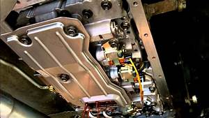 Automatic Transmission Filter And Flush On A Jeep Cherokee