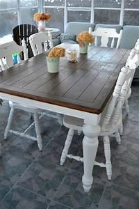 table de salle a manger creme bois et 4 a 8 chaises With salle À manger contemporaineavec table de cuisine en bois