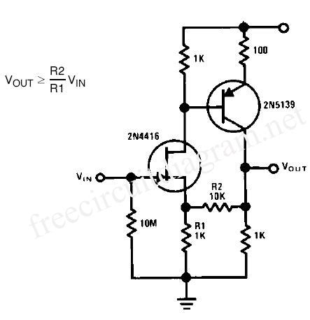 Audio Amplifier Circuit Page Circuits Next