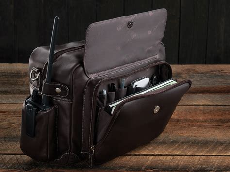 lightspeed markham leather flight bag mypilotstorecom
