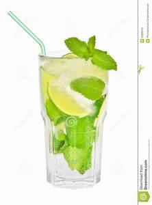 Verre A Mojito : cocktail de mojito dans un verre grand images libres de droits image 33966079 ~ Teatrodelosmanantiales.com Idées de Décoration