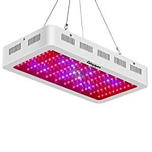 Amazon.com : Roleadro Galaxyhydro 300w LED Grow Light Full
