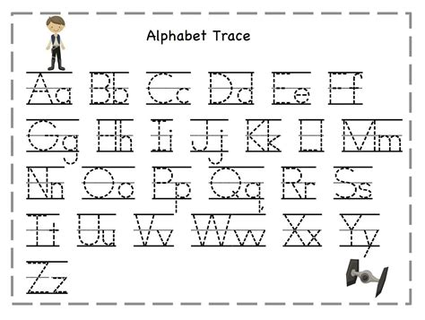 Tracing Letters Worksheet Free Download  Loving Printable